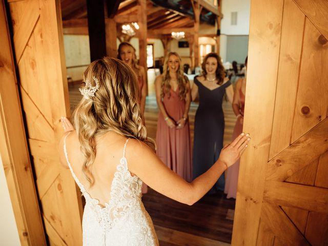 Tyler and Alyssa's Wedding in Barnesville, Pennsylvania 5