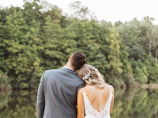 Tyler and Alyssa's Wedding in Barnesville, Pennsylvania 7
