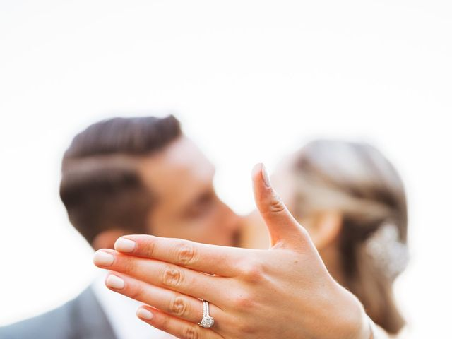 Tyler and Alyssa's Wedding in Barnesville, Pennsylvania 1