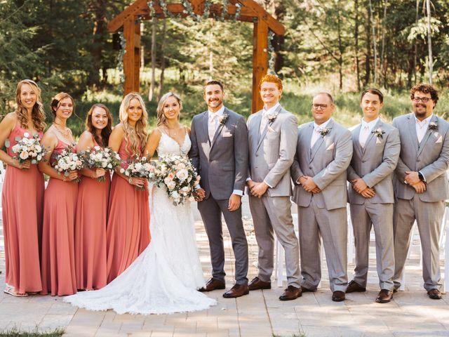 Tyler and Alyssa's Wedding in Barnesville, Pennsylvania 10