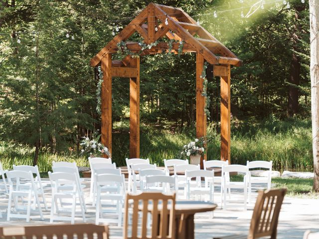 Tyler and Alyssa's Wedding in Barnesville, Pennsylvania 11