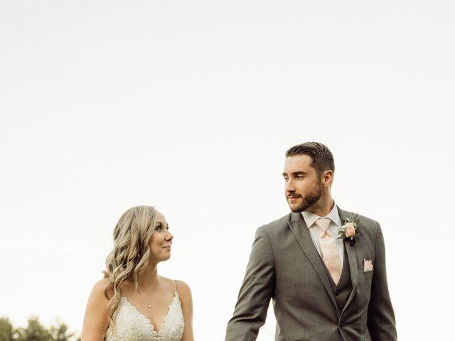 Tyler and Alyssa's Wedding in Barnesville, Pennsylvania 2