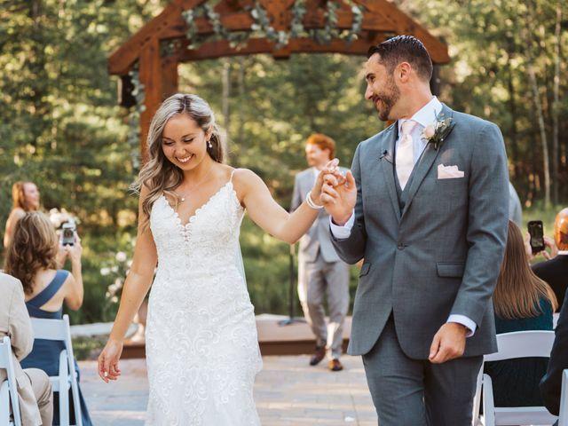 Tyler and Alyssa's Wedding in Barnesville, Pennsylvania 13