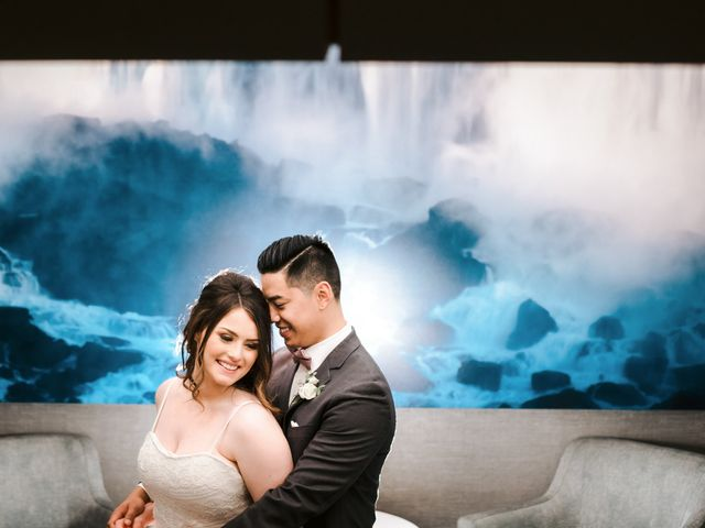 Paul and Katy's Wedding in Niagara Falls, New York 1