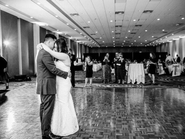 Paul and Katy's Wedding in Niagara Falls, New York 14