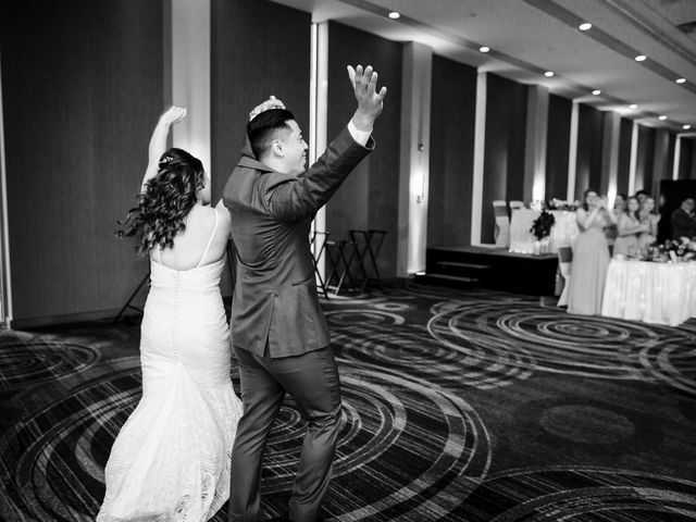 Paul and Katy's Wedding in Niagara Falls, New York 17