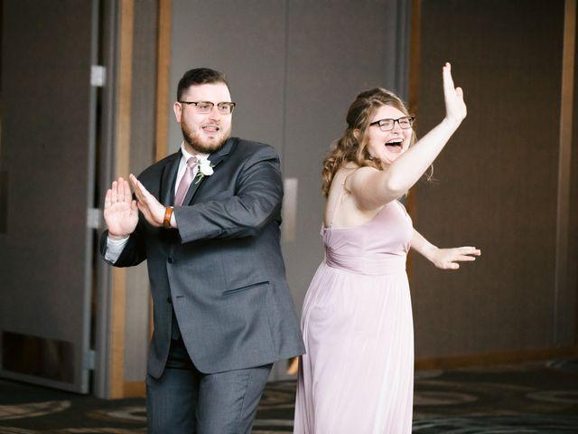 Paul and Katy's Wedding in Niagara Falls, New York 20