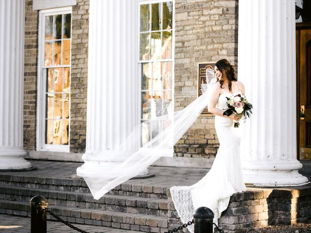 Paul and Katy's Wedding in Niagara Falls, New York 31