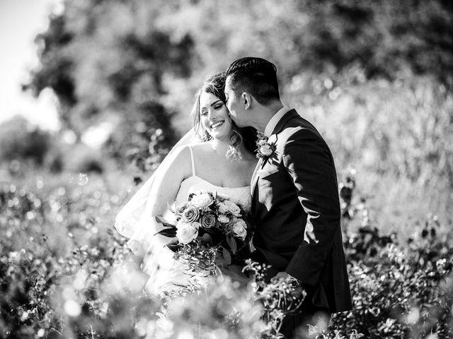 Paul and Katy's Wedding in Niagara Falls, New York 36