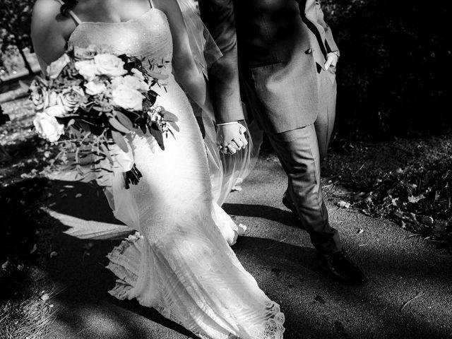 Paul and Katy's Wedding in Niagara Falls, New York 38