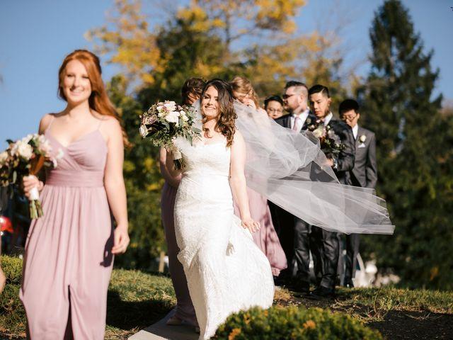 Paul and Katy's Wedding in Niagara Falls, New York 53