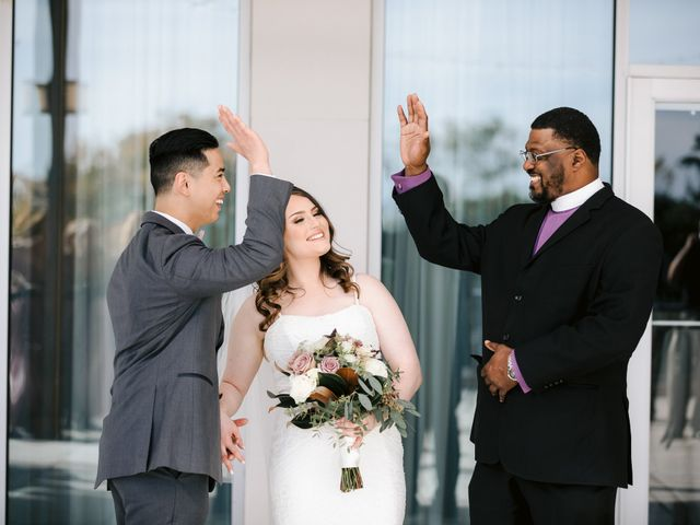 Paul and Katy's Wedding in Niagara Falls, New York 57