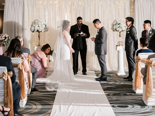 Paul and Katy's Wedding in Niagara Falls, New York 66