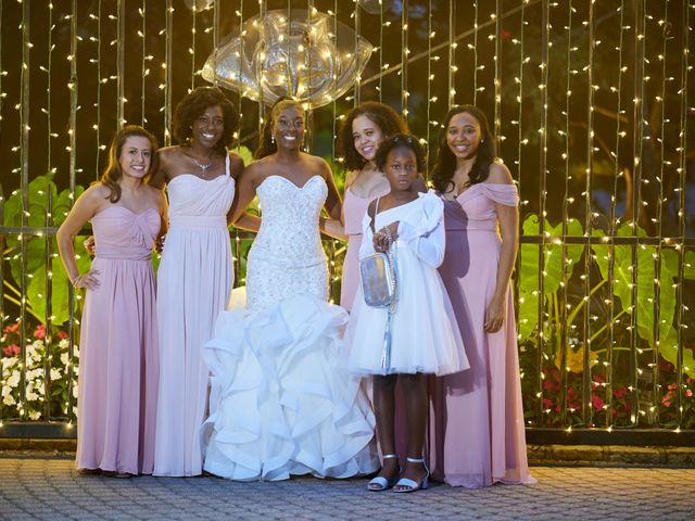 Mikal and Kerena's Wedding in Woodbury, New York 3