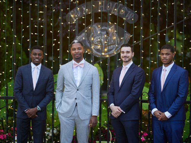 Mikal and Kerena's Wedding in Woodbury, New York 5