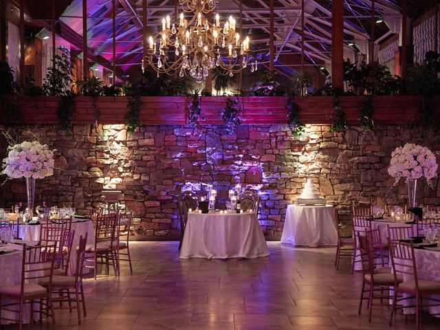 Mikal and Kerena's Wedding in Woodbury, New York 7