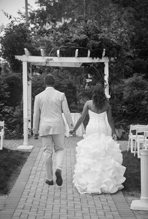 Mikal and Kerena's Wedding in Woodbury, New York 10