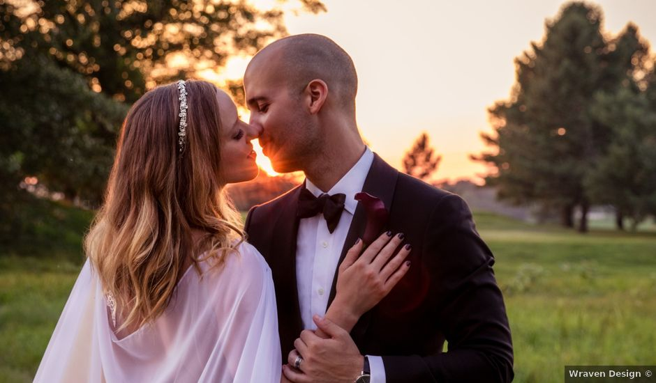 Adam and Korrine's Wedding in Denver, Pennsylvania
