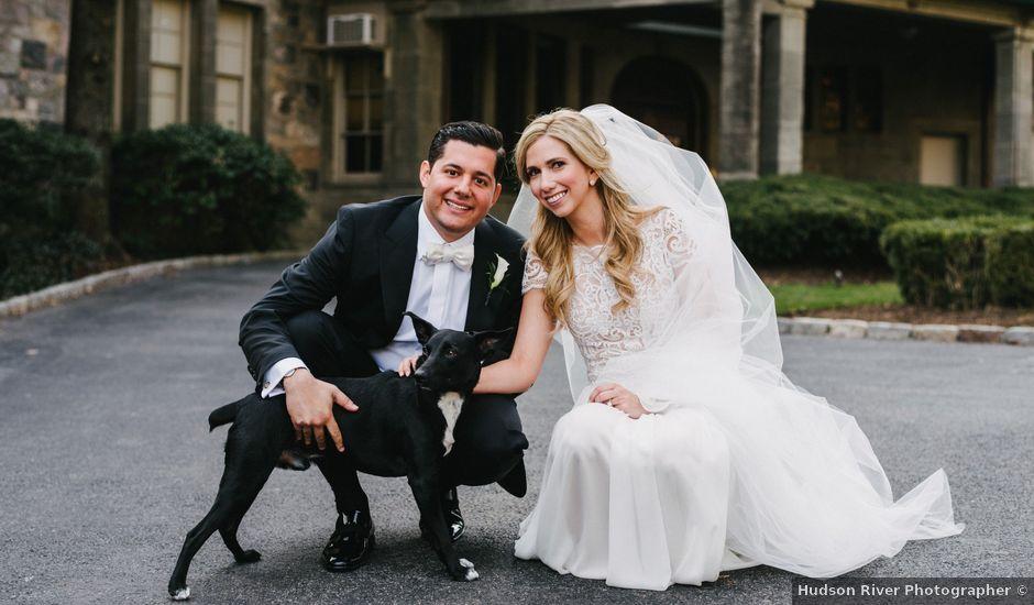 Matthew and Rebecca's Wedding in Tappan, New York