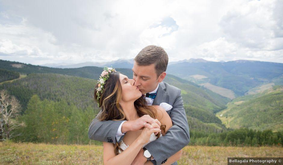 Tom and Helen's Wedding in Denver, Colorado