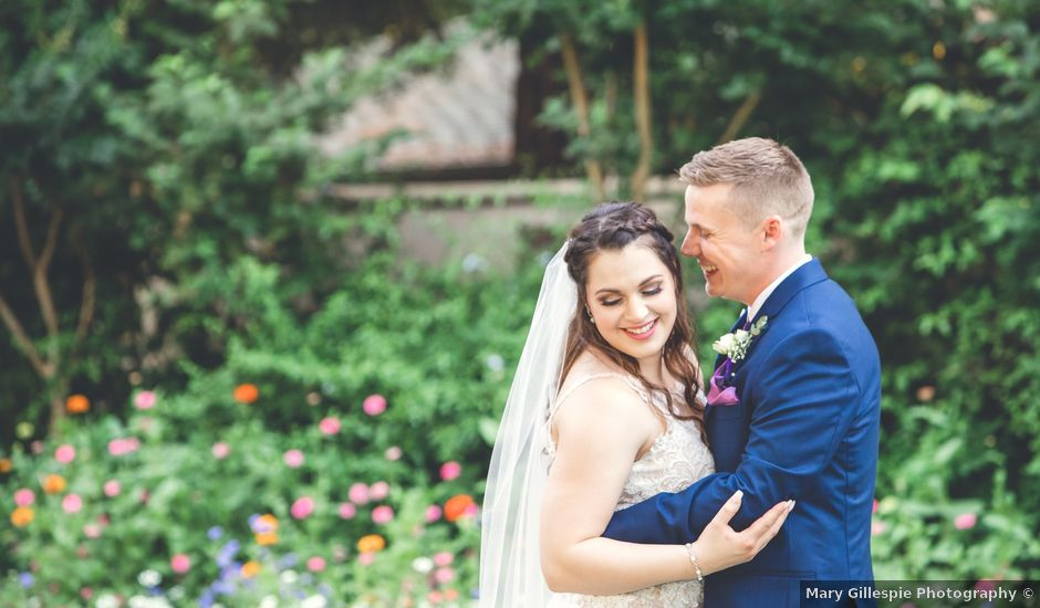 Taylor and Robbie's Wedding in Lodi, California