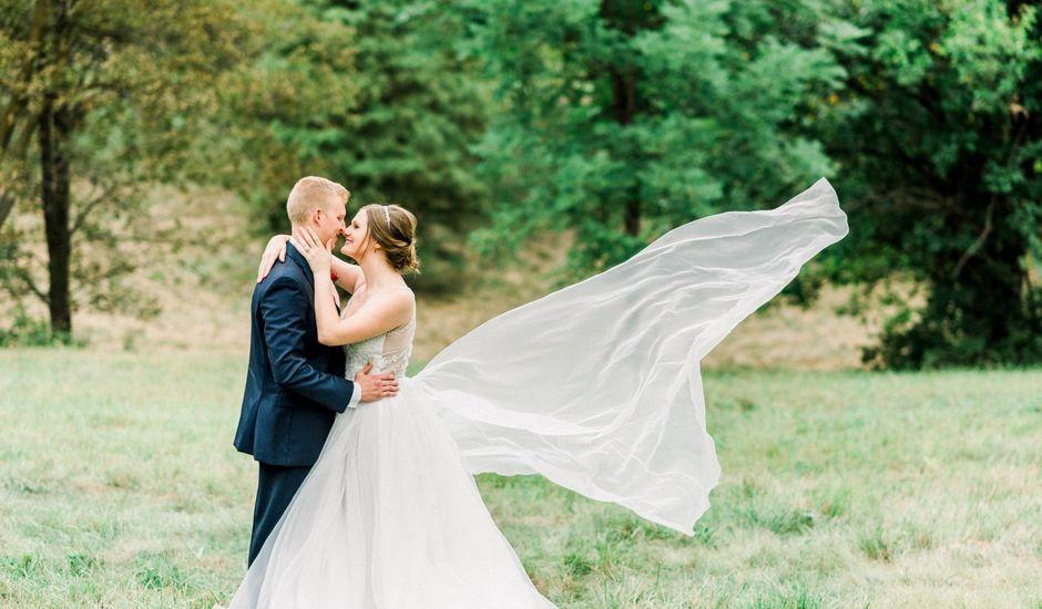 Brandon and Brianna's Wedding in Lincoln, Nebraska