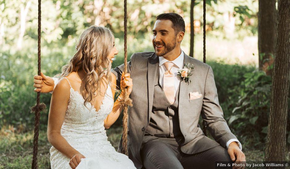 Tyler and Alyssa's Wedding in Barnesville, Pennsylvania