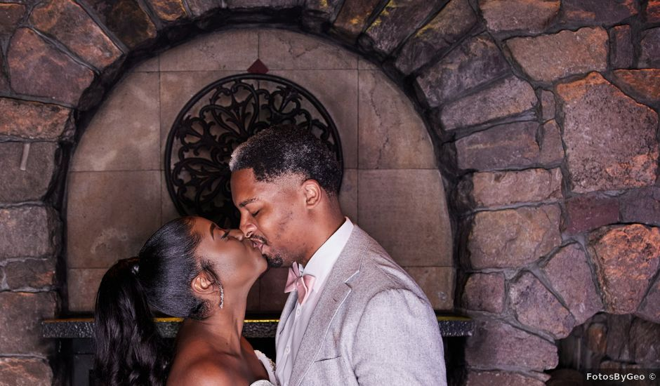 Mikal and Kerena's Wedding in Woodbury, New York