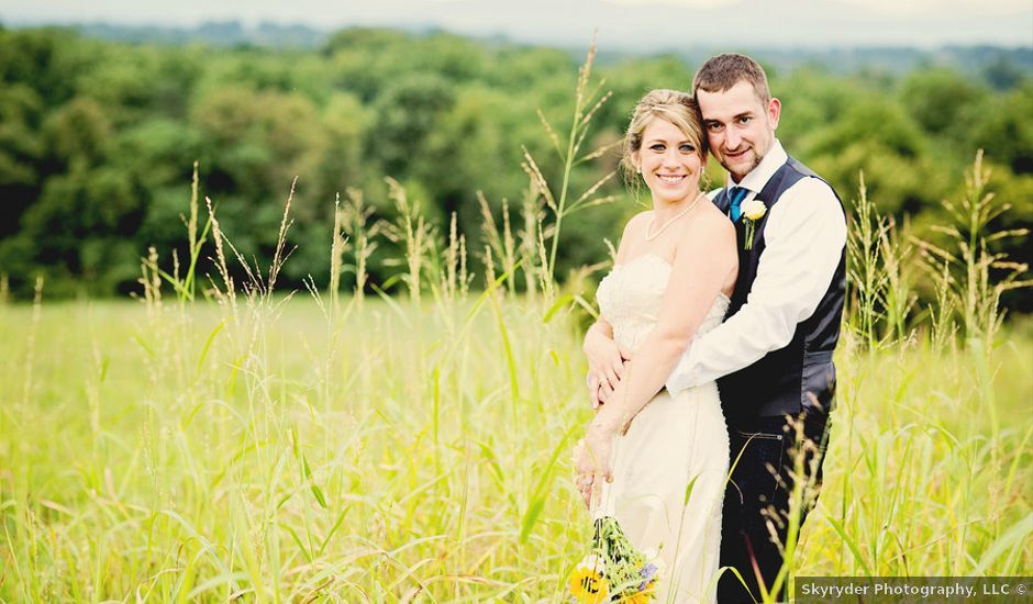 Morgan and Bobby's Wedding in Vinton, Virginia
