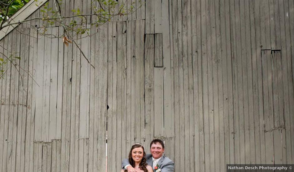Katie and Travis's Wedding in Bloomsburg, Pennsylvania