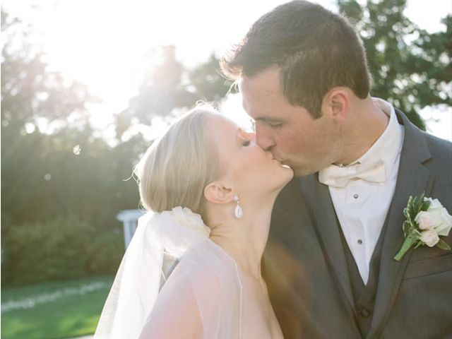 The wedding of Daniel and Amanda
