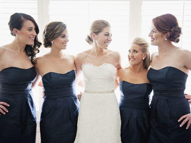 Erin and Dante's Wedding in Harwich Port, Massachusetts 7