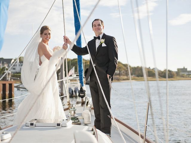 Erin and Dante's Wedding in Harwich Port, Massachusetts 22