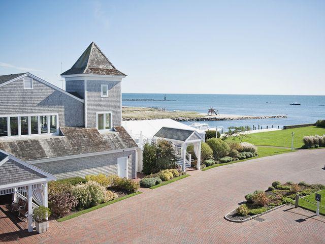 Erin and Dante's Wedding in Harwich Port, Massachusetts 14