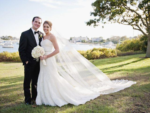 Erin and Dante's Wedding in Harwich Port, Massachusetts 15