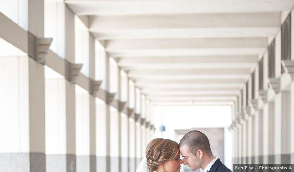 Lindsey and Andy's Wedding in Cincinnati, Ohio