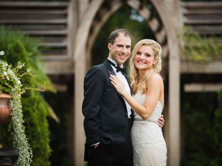 The wedding of Kathleen and Andrew