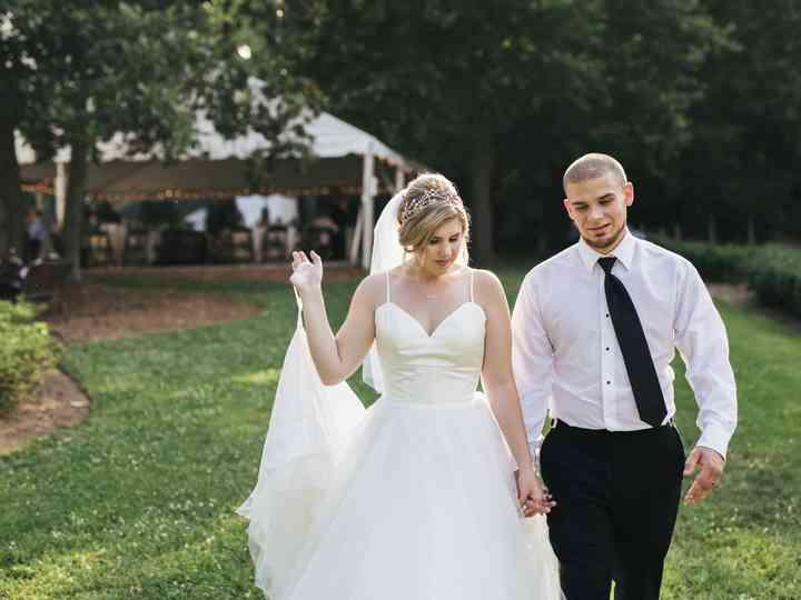 The wedding of Ryan and Madison