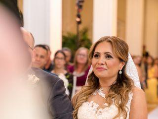 The wedding of Carmen and Téran 3