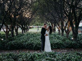 The wedding of Carissa and Josiah 1
