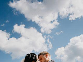 The wedding of Carissa and Josiah 3
