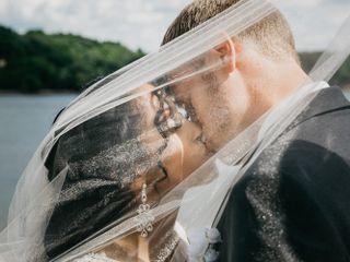 The wedding of Carissa and Josiah