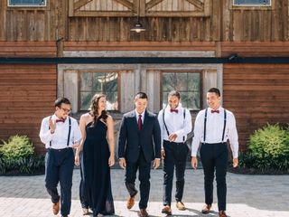 The wedding of Vanessa and Tam 2