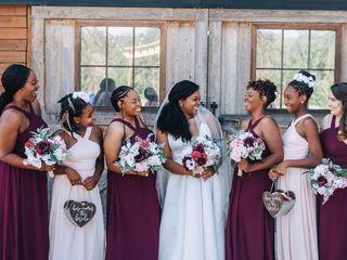 The wedding of Vanessa and Tam 3