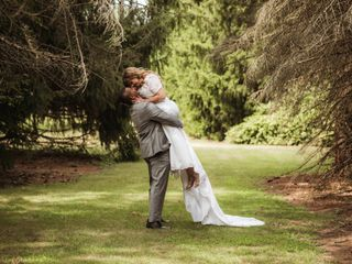 The wedding of Danielle and Shawn