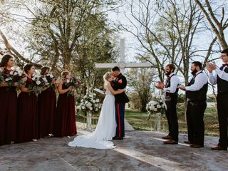 The wedding of Lyndsy and Harrison 3