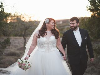 The wedding of Gabriel and Kelsey