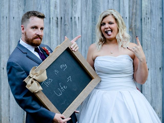 Eric and Ashley's Wedding in Pell City, Alabama 1