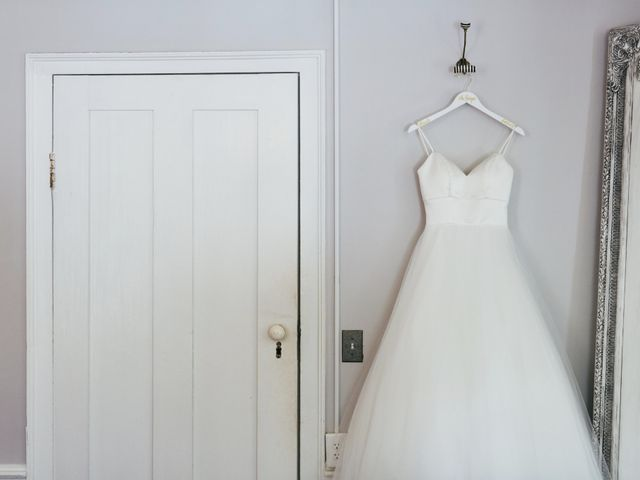 Madison and Ryan's Wedding in Apex, North Carolina 1