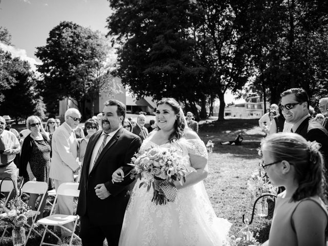 Thomas and Angela's Wedding in Middletown, Connecticut 20